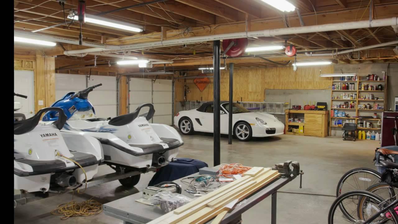 Basement Home Garage