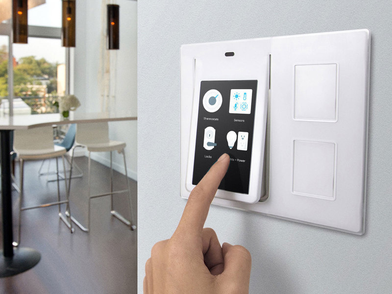 Install an Intercom for scurity purpose