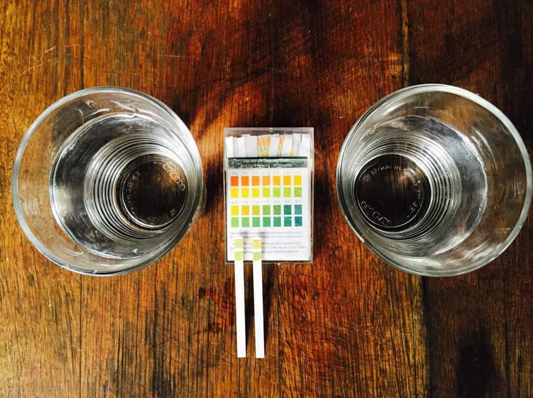 Measure Water Hardness