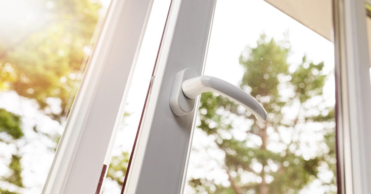 Open Windows and Doors for Cross Ventilation
