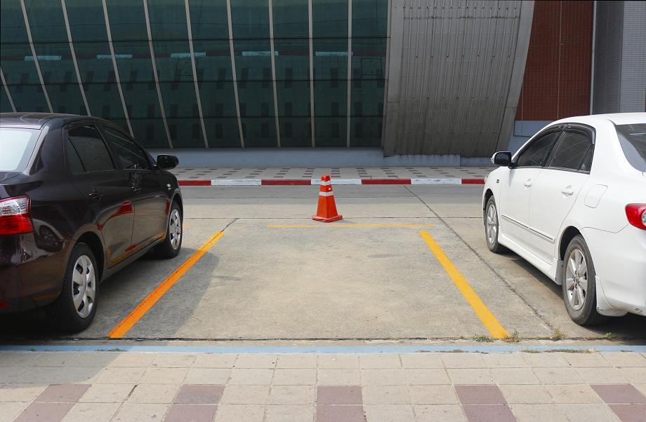 Park Your Vehicle Properly