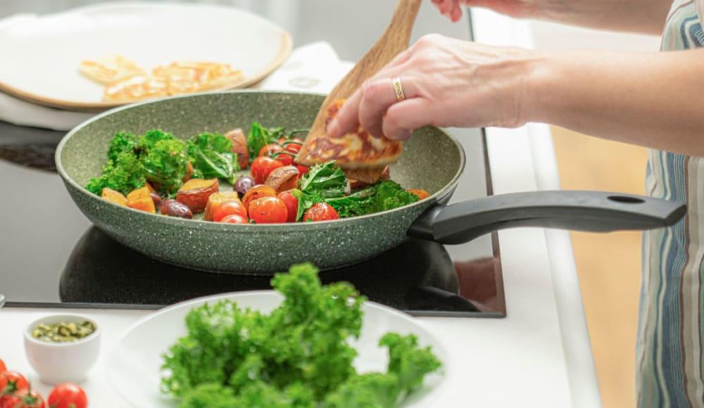 Plant-Based Non-Stick Pans