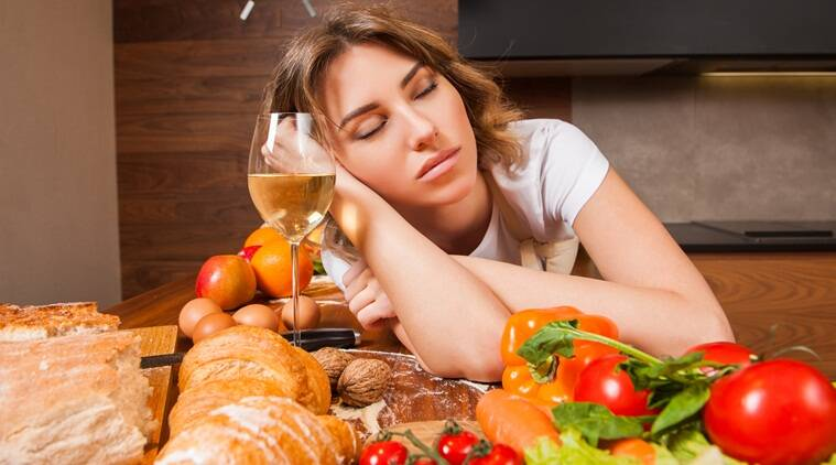 Quality Sleep with Diet