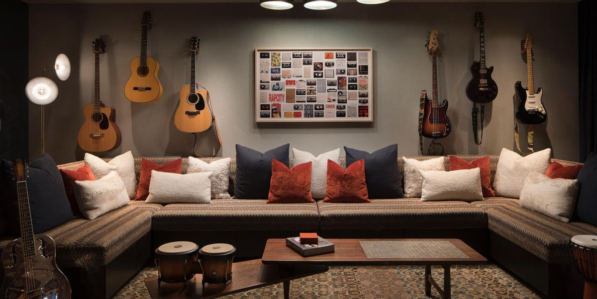 Remodel Your Basement For Musician