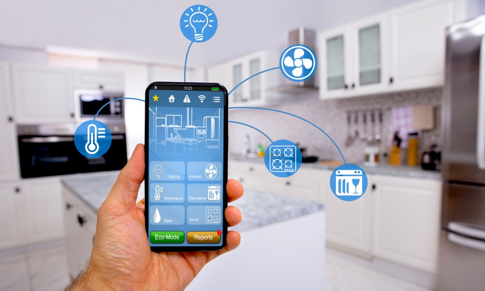 Remote Controlled smart home