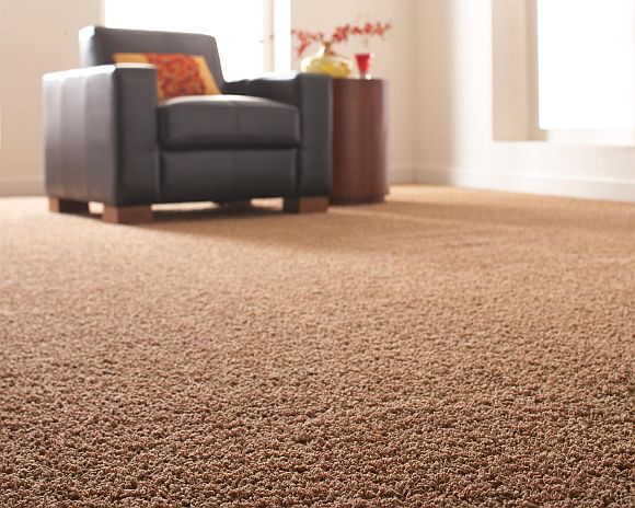 Sofa on carpet