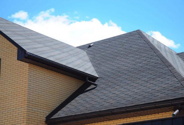 Asphalt shigle roofing