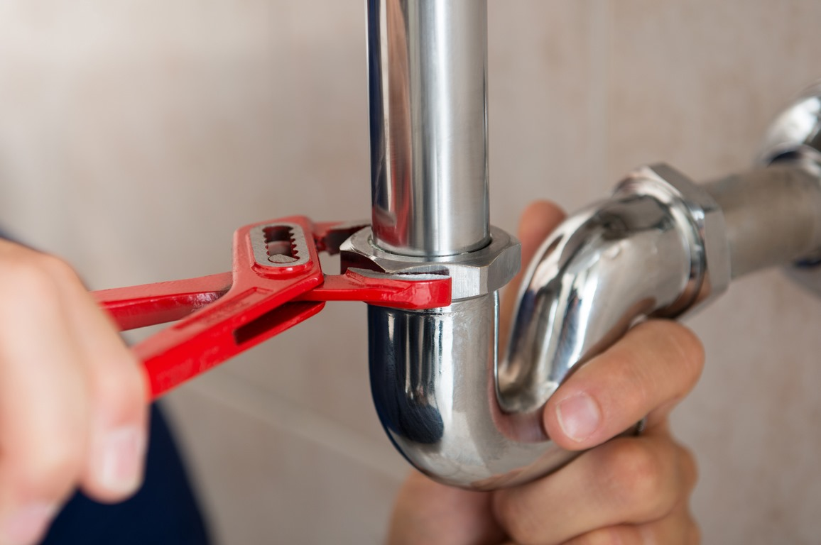 fixing plumbing issue