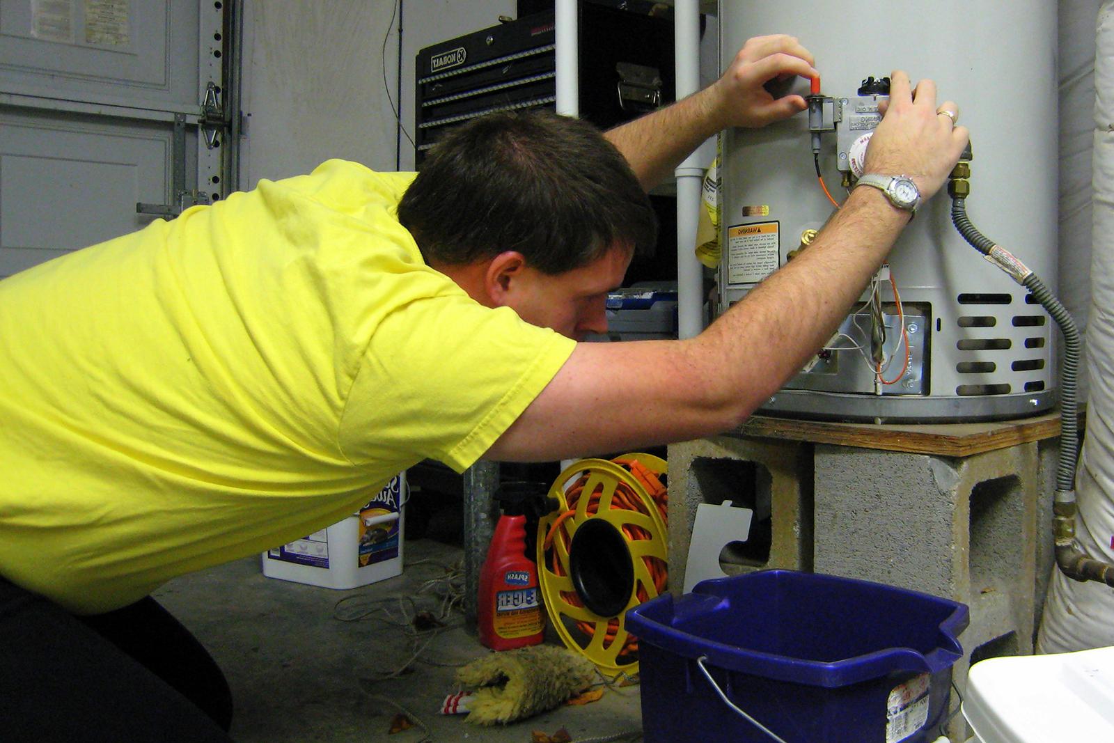 home heater maintenance