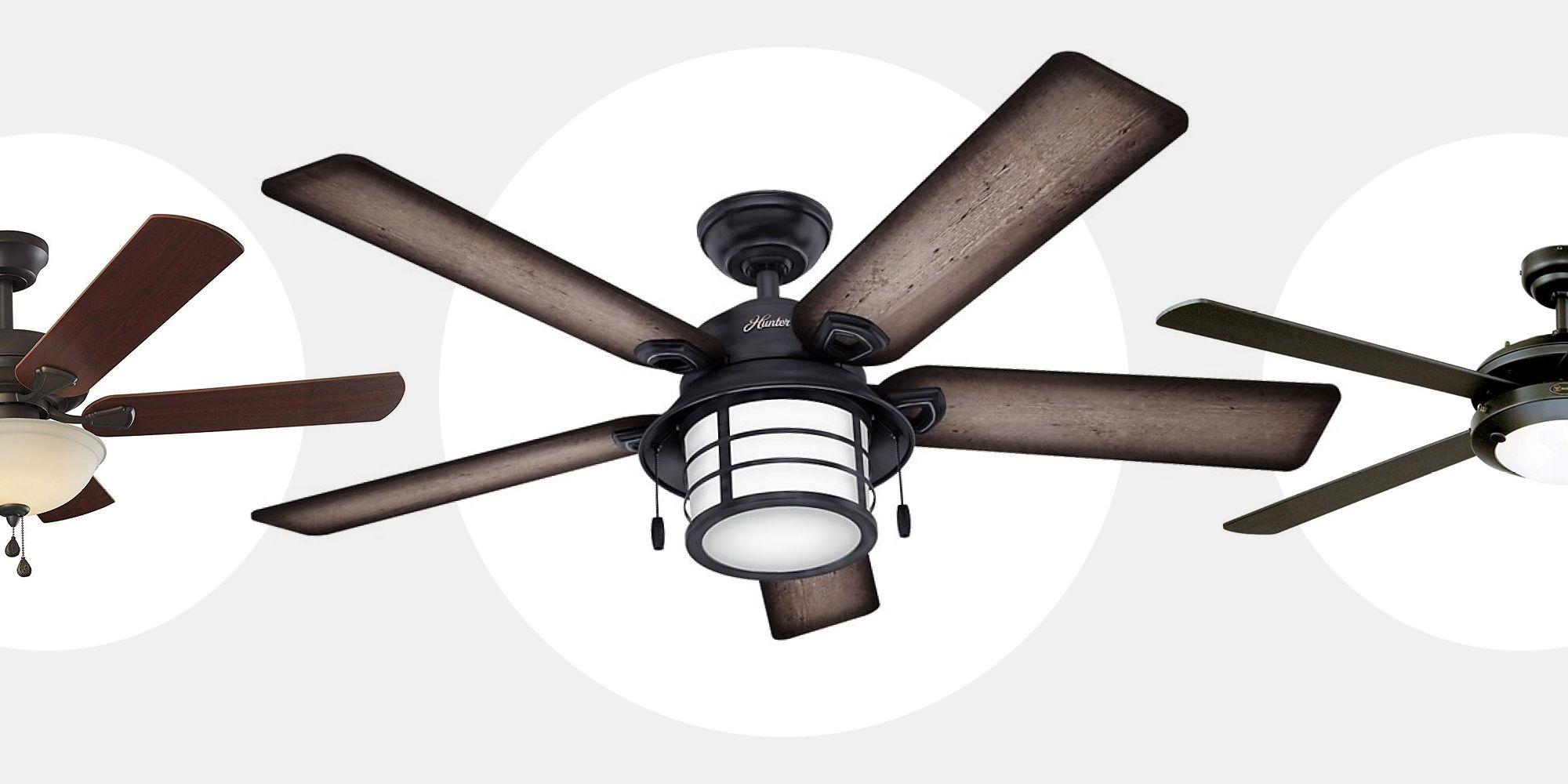 3 Ceiling Fans